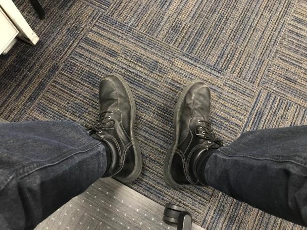 thesebootsaremadeforwalking